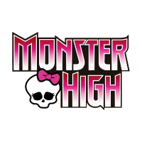 Monster high logo template