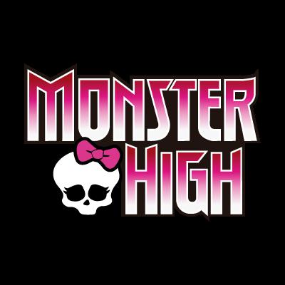 Monster high logo template