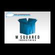 Msquared Company logo template