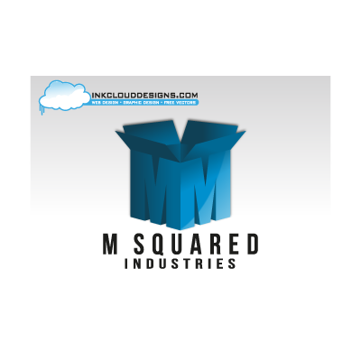 Msquared Company logo template