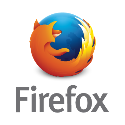 New Firefox logo vector