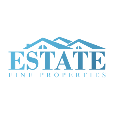 Professional real estate logo template