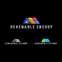 Renewable various logo template