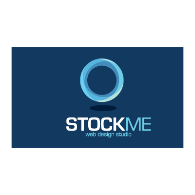 Stock me logo template