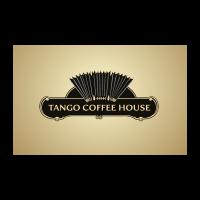 Tango coffee house logo template