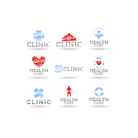 The medicine logo template