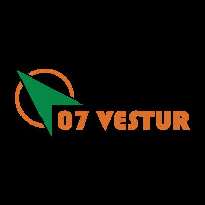 07 Vestur logo vector