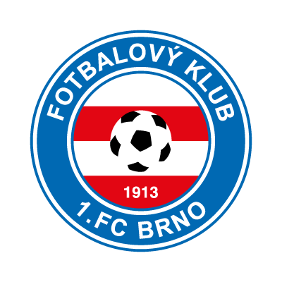 1. FC Brno logo vector