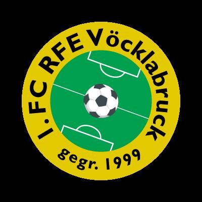 1. FC RFE Vocklabruck logo vector