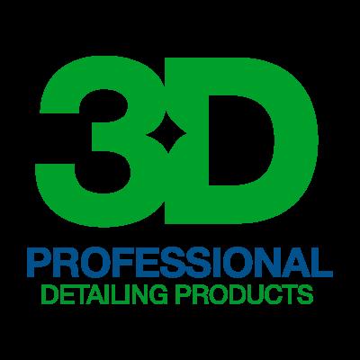 3D professional logo template