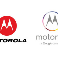 Google Theme In Motorola Logo