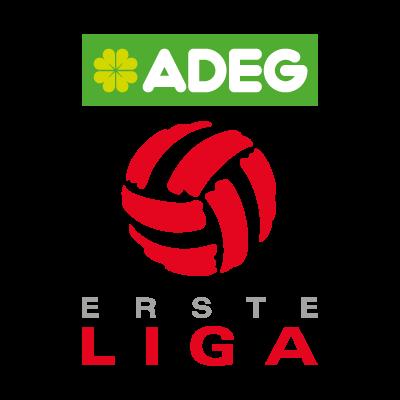 ADEG Erste Liga logo vector