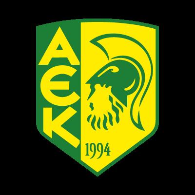 AEK Larnaca logo vector