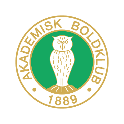 Akademisk Boldklub logo vector