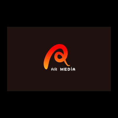 AR media logo template