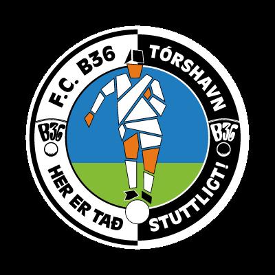B36 Torshavn (1936) logo vector