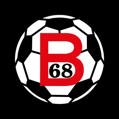 B68 Toftir logo vector