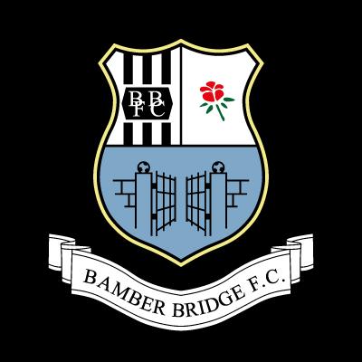 Bamber Bridge FC logo vector