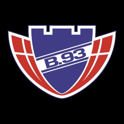 Boldklubben af 1893 logo vector