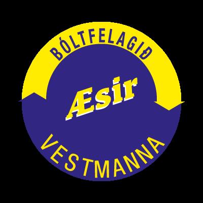 Boltfelagid AEsir logo vector