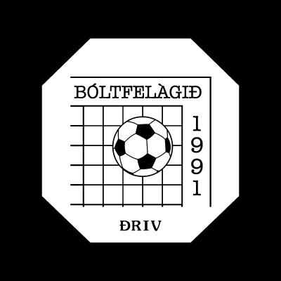 Boltfelagid Driv logo vector