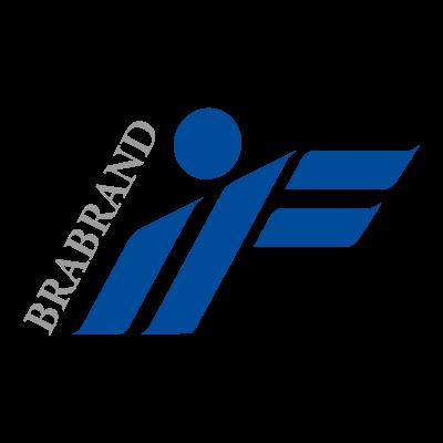 Brabrand IF (1934) logo vector