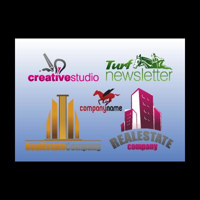 Brand Stock logo template