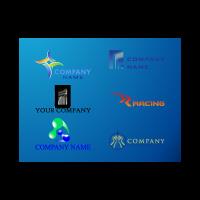 Business brand logo template