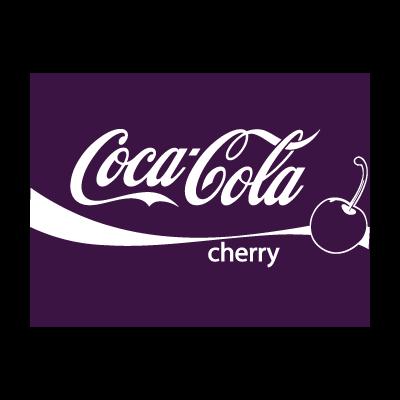 Coca cola Cherry logo template