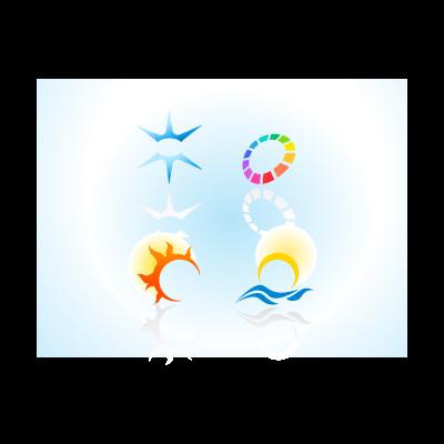 Creative Emblems logo template