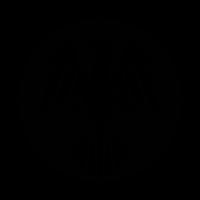 Eagle spread logo template