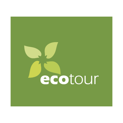 Eco tour logo template
