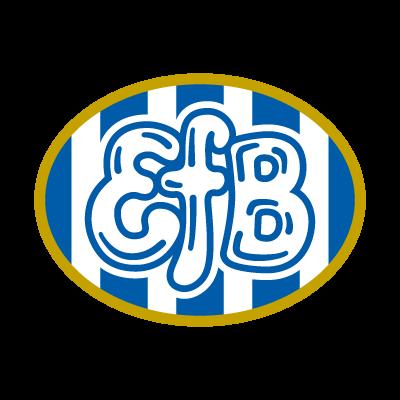 Esbjerg forenede Boldklubber logo vector