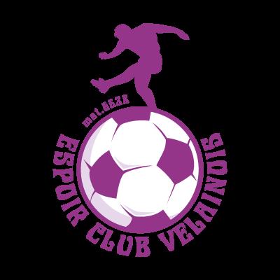 Espoir Club Velainois vector logo