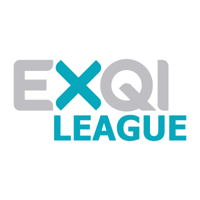 EXQI League logo vector