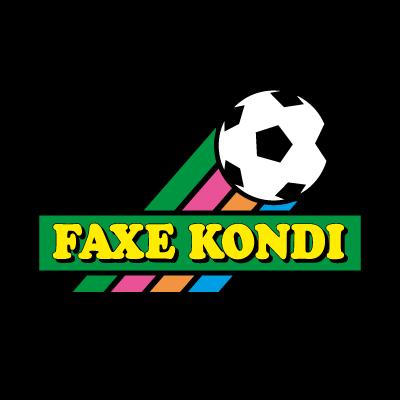 Faxe Kondi Ligaen logo vector