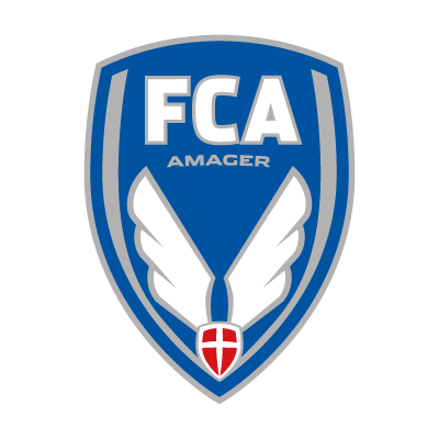 FC Amager vector logo