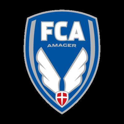 FC Amager vector logo