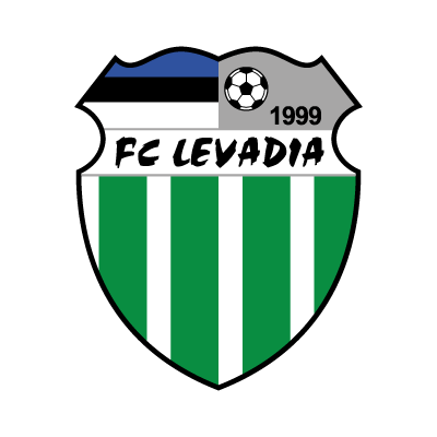 FC Levadia Tallinn logo vector