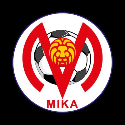 FC MIKA logo vector