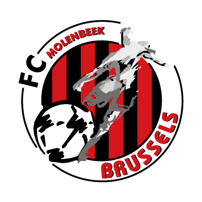 FC Molenbeek Brussels (Old 2007) logo vector