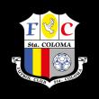 F.C. Santa Coloma vector logo