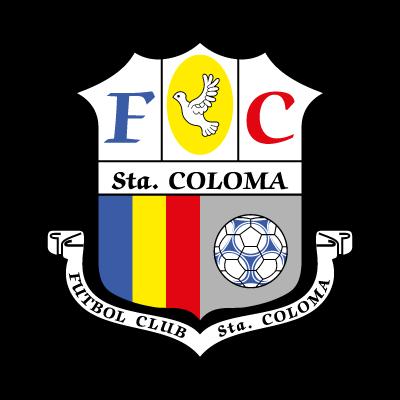 F.C. Santa Coloma logo vector