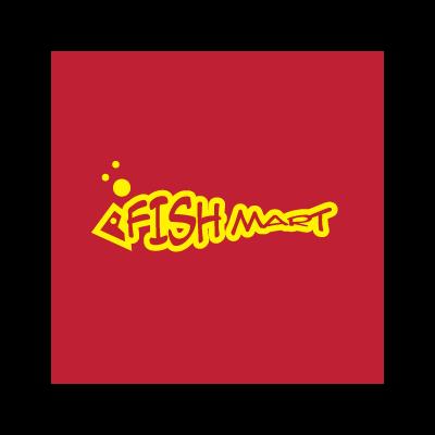 Fish mart logo template