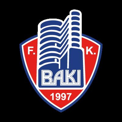 FK Baki logo vector