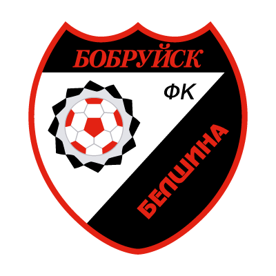 FK Belshyna Babruysk logo vector
