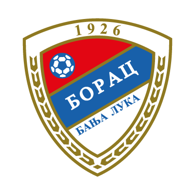 FK Borac Banja Luka logo vector