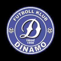 FK Dinamo Tirane vector logo