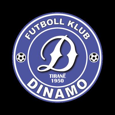 FK Dinamo Tirane logo vector