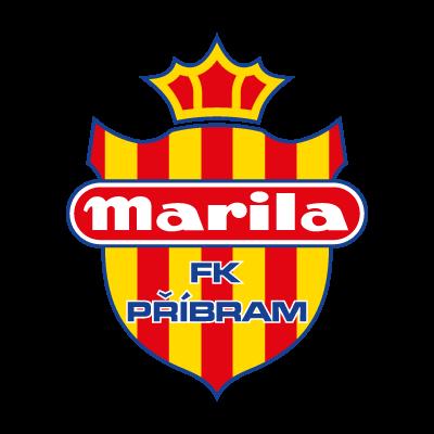 FK Marila Pribram logo vector